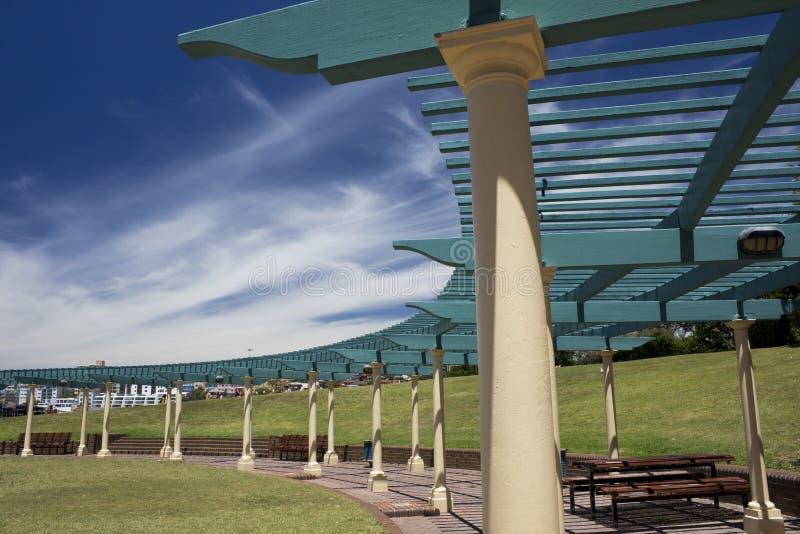 парк Сидней bondi Австралии стоковое изображение rf