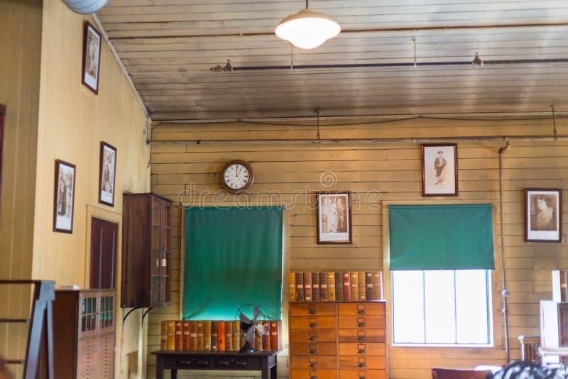 Парк Томас Эдисон национальный исторический сохраняет лабораторию Томас Эдисон стоковые изображения