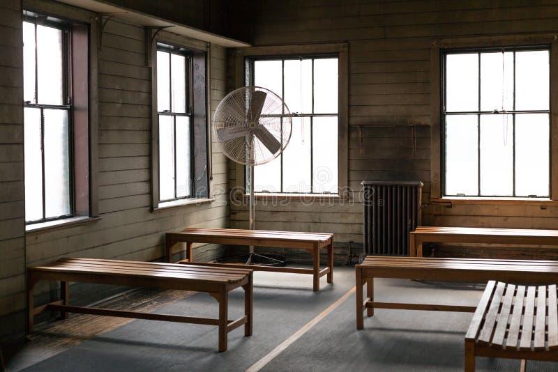 Парк Томас Эдисон национальный исторический сохраняет лабораторию Томас Эдисон стоковое изображение rf