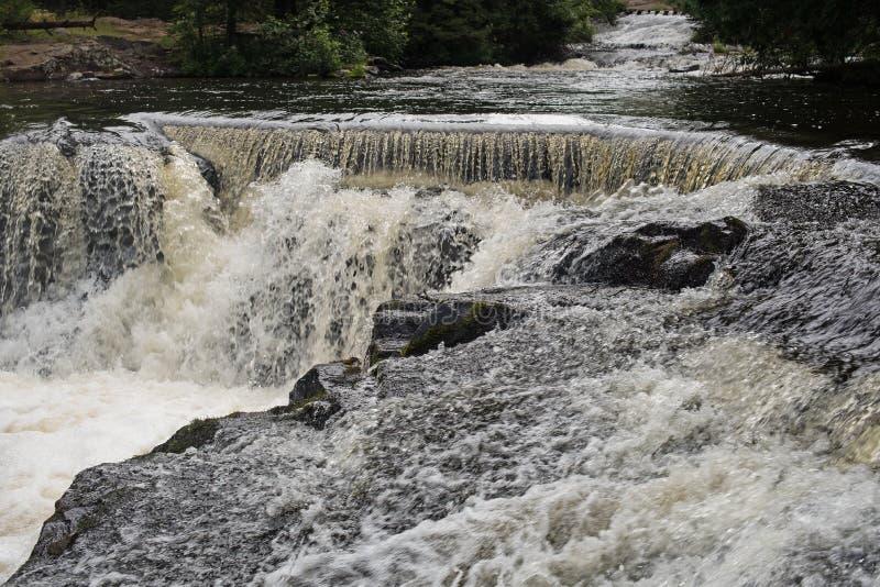 Парк штата глуши гор дикобраза стоковое изображение