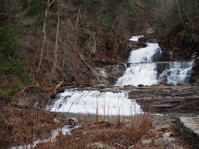 Парк штата падений Кента стоковое фото rf