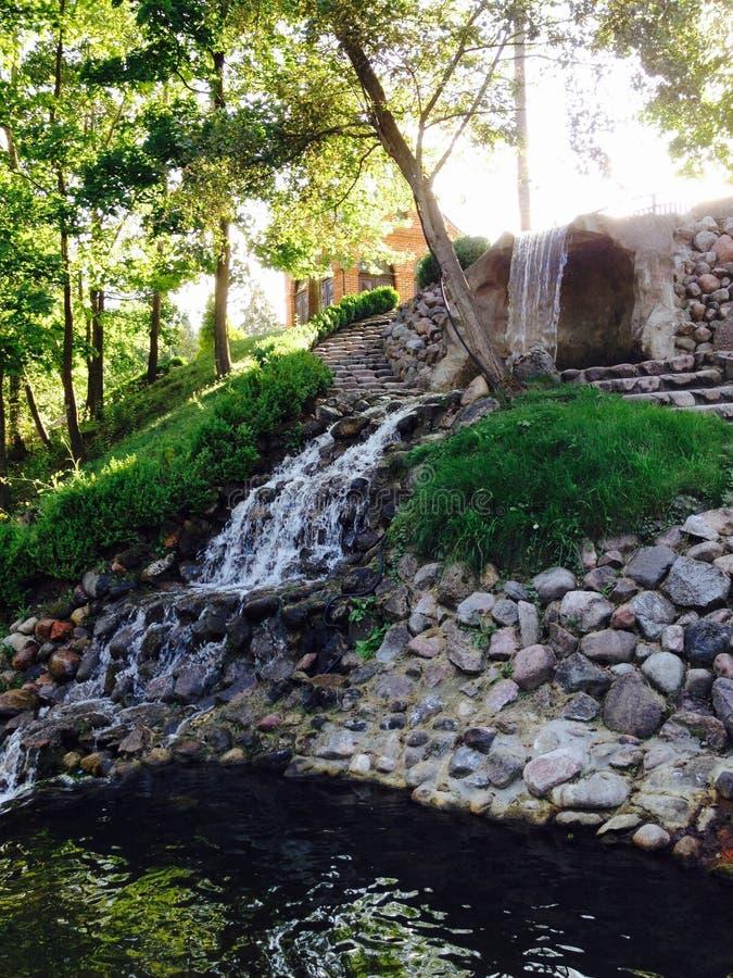Парк Belmond стоковое изображение rf