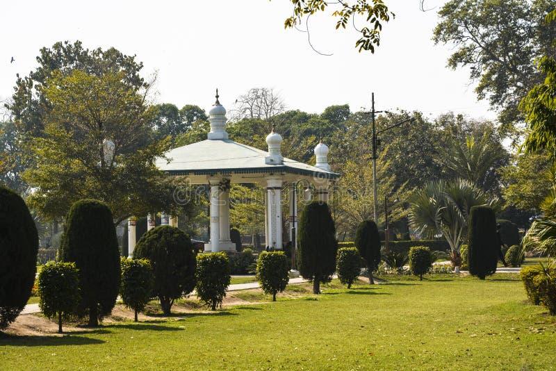 Парк Faisalabad Jinnah стоковое изображение
