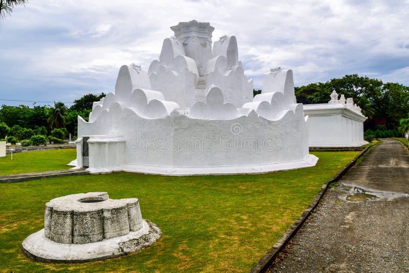 Парк Gunongan в Banda Aceh стоковое фото rf