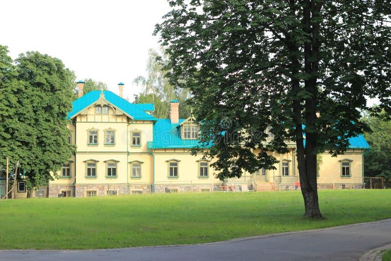 Парк Loshica, Минск стоковое фото rf