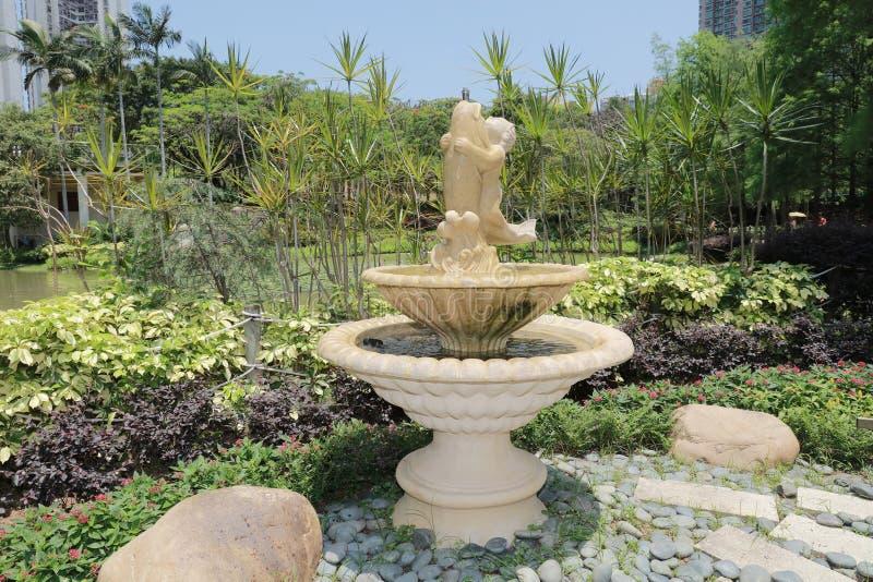 парк Tsing Yi на взгляде природы стоковое фото rf