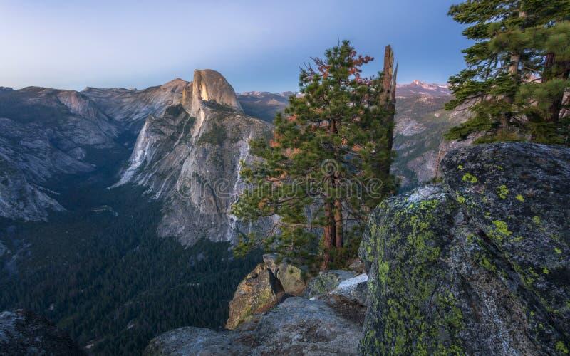 Парк Yosemite Nacional стоковое фото