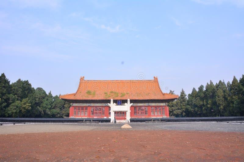 Парк Zhongshan стоковое фото