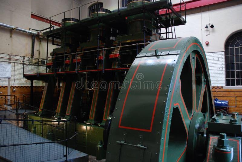 Паровой двигатель стоковое фото rf
