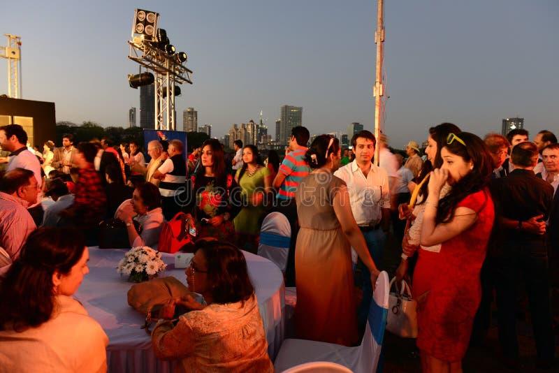 Партия вечера стоковое фото rf