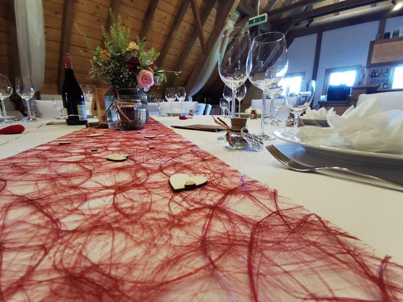Партия медового месяца невесты свадьбы стоковое изображение