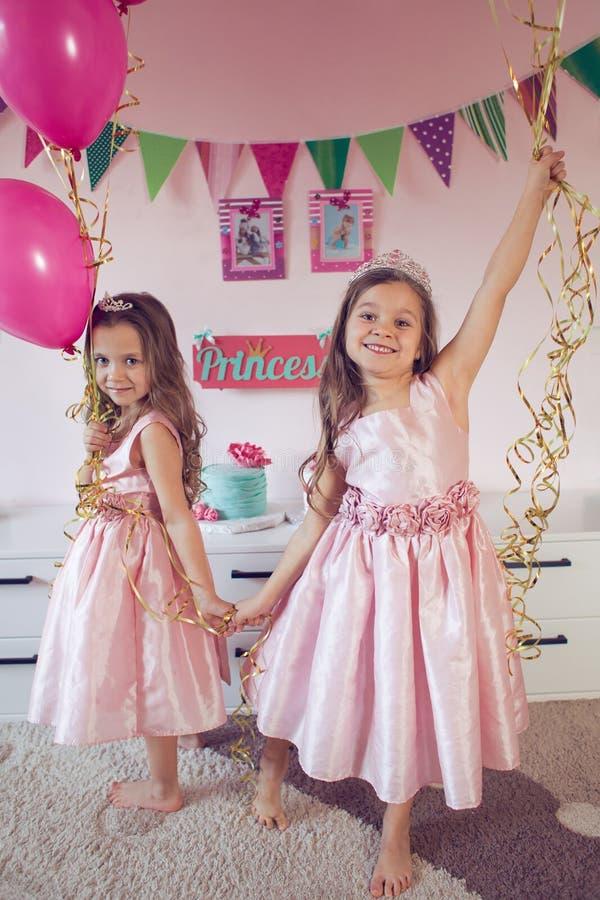 Партия принцессы стоковые изображения rf