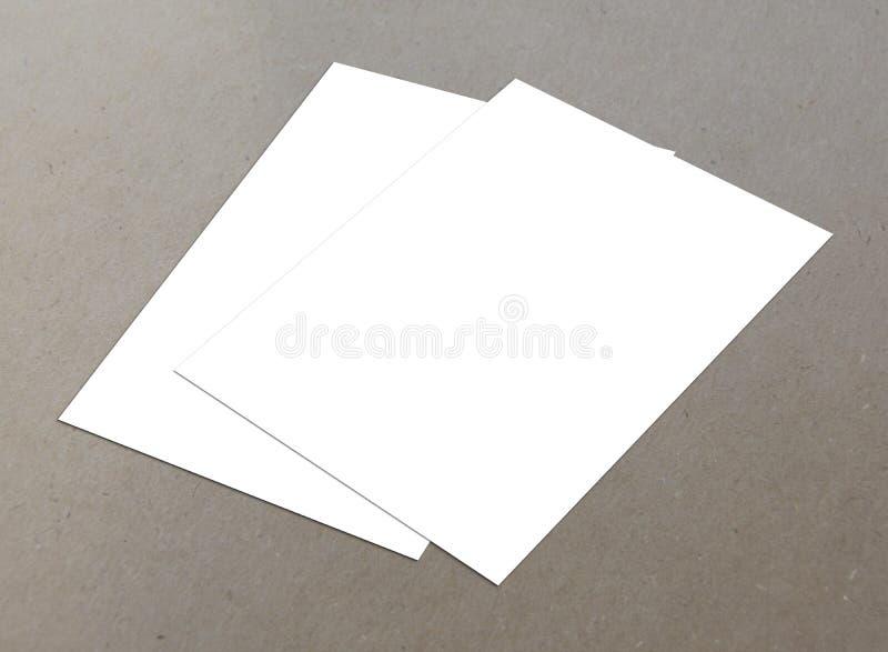 Пары белой рогульки стоковые изображения rf