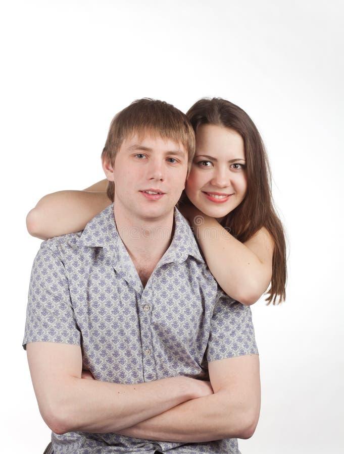 Пары детенышей стоковая фотография