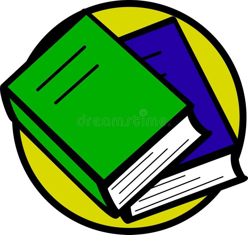 пары книг бесплатная иллюстрация