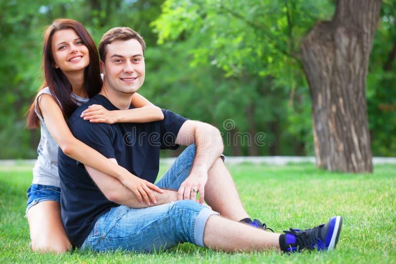 пары предназначенные для подростков стоковое фото rf