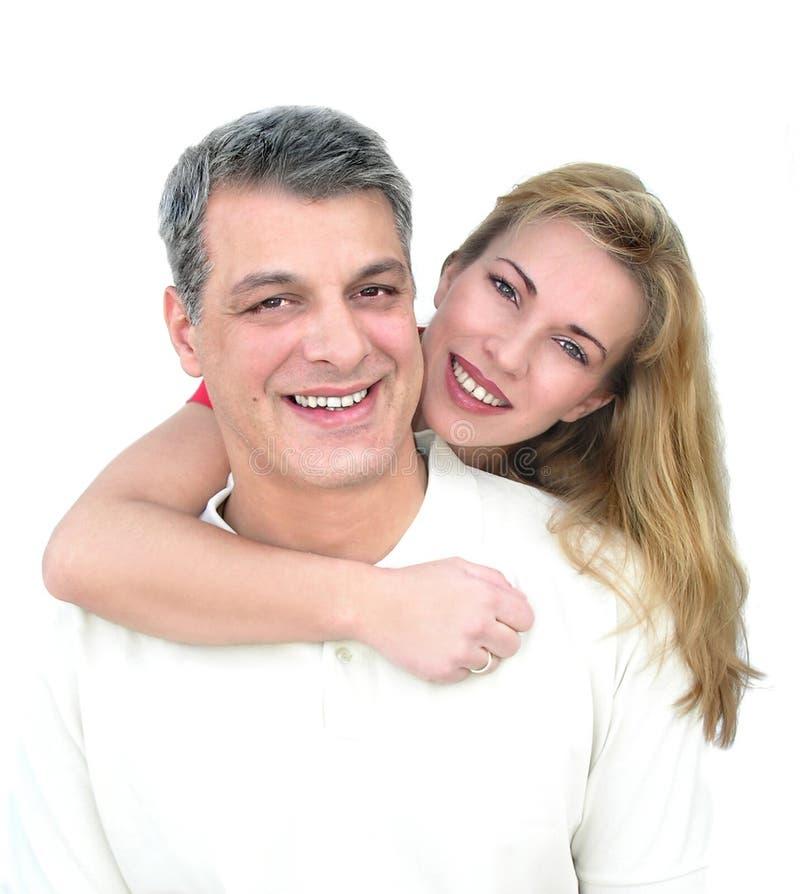 Download пары счастливые стоковое фото. изображение насчитывающей прелюбодеяния - 60784