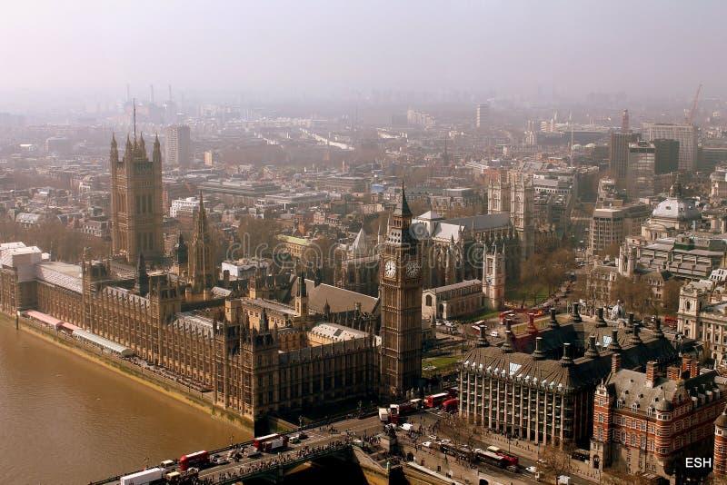Парламент придает квадратную форму, Лондон стоковое фото