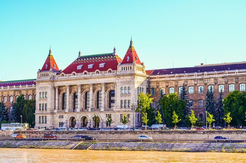 парламент budapest стоковое фото