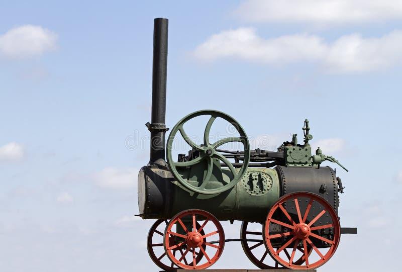 пар двигателя старый стоковые фото