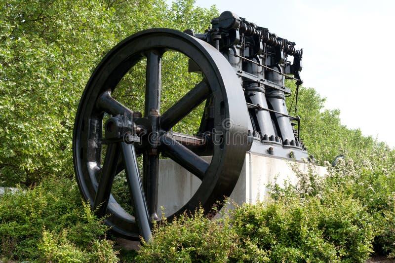 пар двигателя стоковые фотографии rf