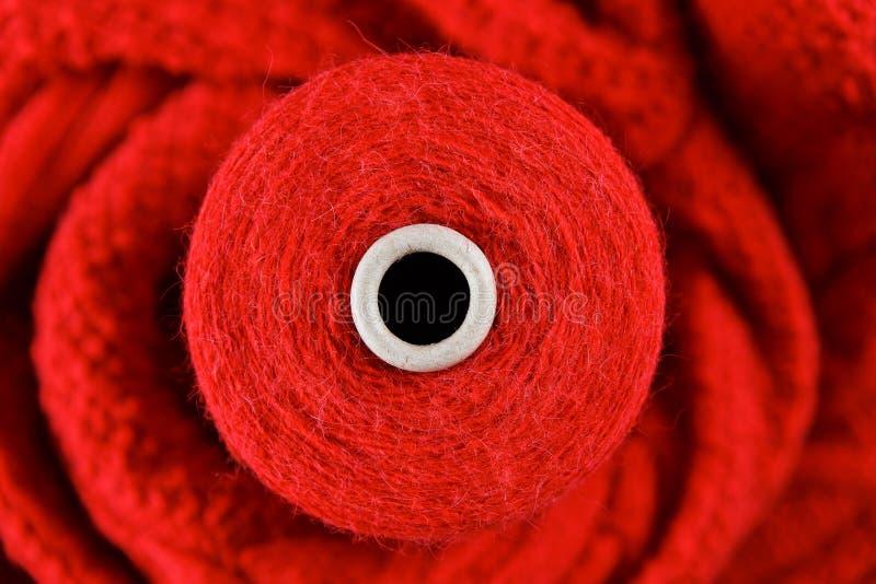 Пасмо красного цвета стоковые фото
