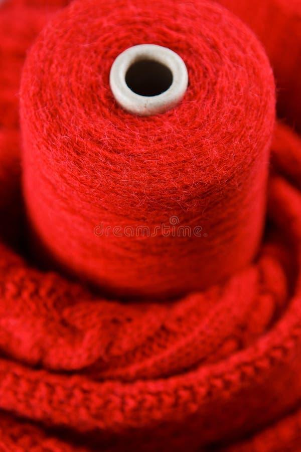 Пасмо красного цвета стоковое изображение