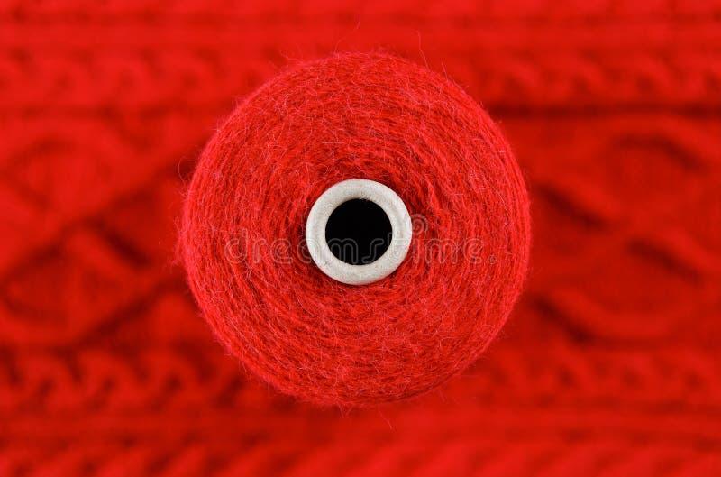 Пасмо красного цвета стоковое фото