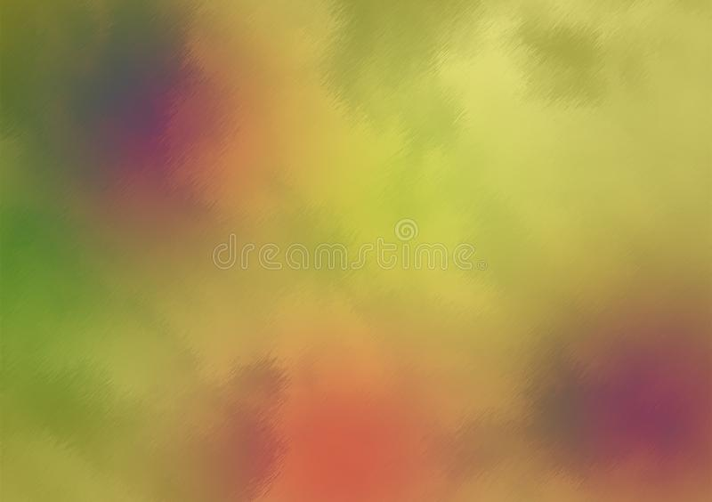 Пасмурные теплые обои предпосылки цвета стоковое фото