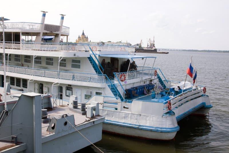 пассажирский корабль стоковые изображения