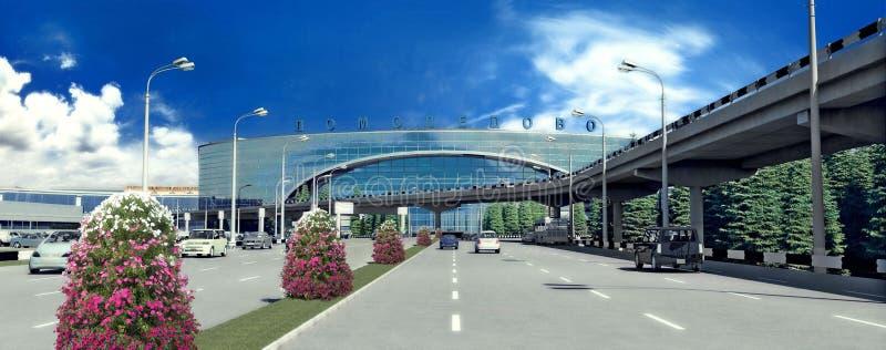 пассажирский терминал стоковое фото