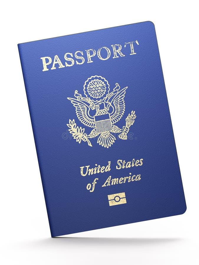пасспорт мы иллюстрация штока