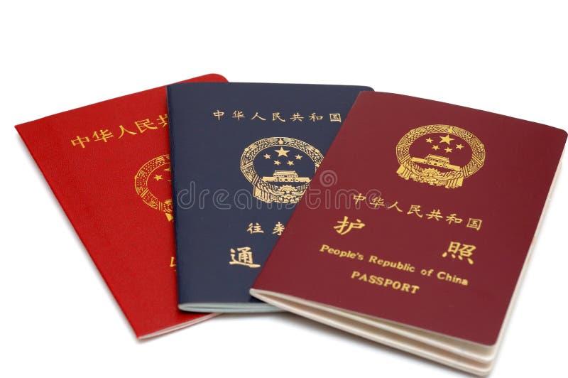 Download пасспорт фарфора стоковое изображение. изображение насчитывающей звезда - 6860231