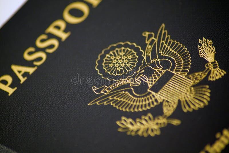 пасспорт стоковое изображение rf