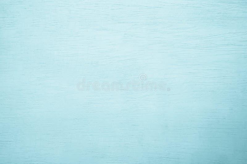 Пастельная голубая деревянная предпосылка текстуры стены иллюстрация штока
