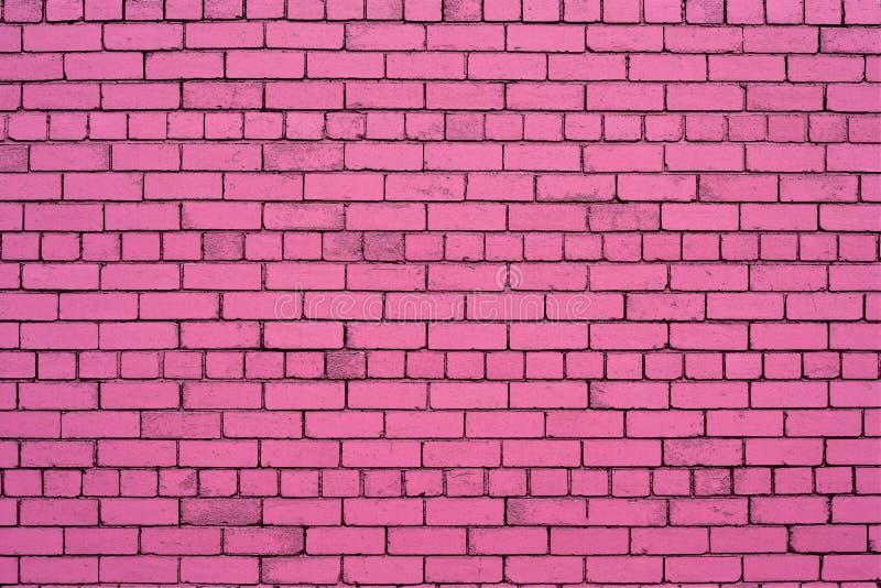 Пастельная розовая стена стоковое фото rf