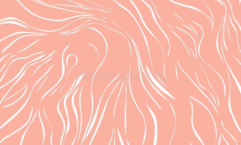 Пастельные цвета предпосылки вектора примитивного чертежа простые стоковое изображение