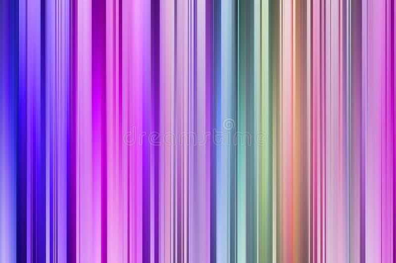 Пастельный тон, пестротканые линии предпосылка иллюстрация штока