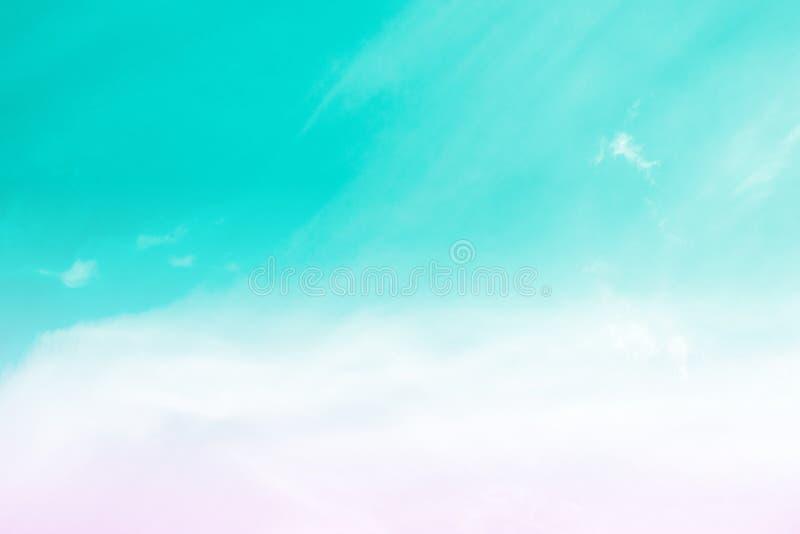 Пастель неба стоковые фотографии rf