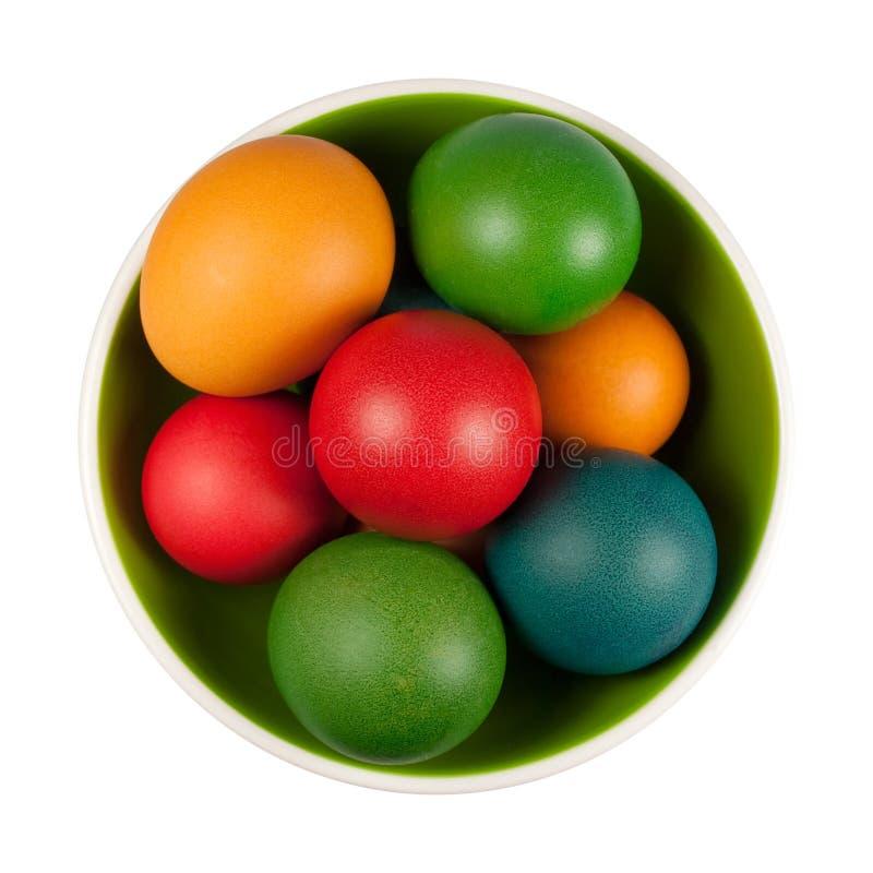 Download пасхальные яйца пука шара изолировали белизну Стоковое Изображение - изображение насчитывающей конструкция, цветасто: 18391719