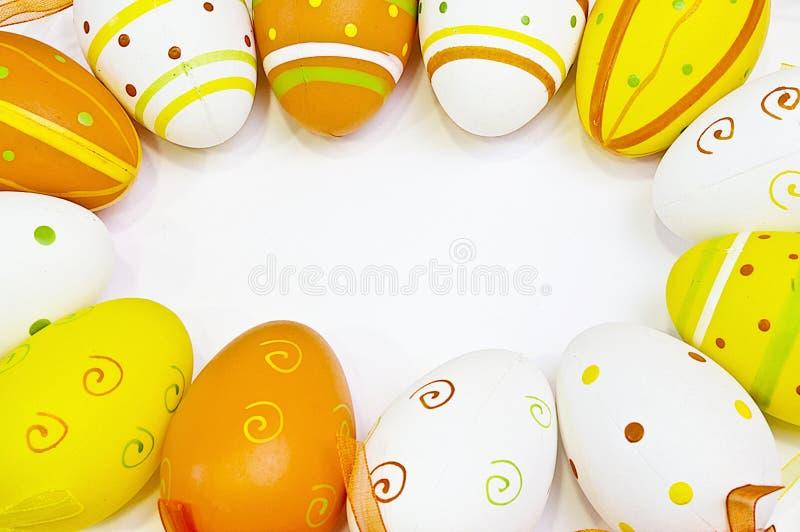 Download пасхальные яйца стоковое фото. изображение насчитывающей праздник - 17610192