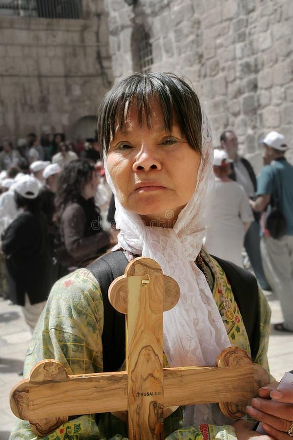 пасха Иерусалим стоковые изображения