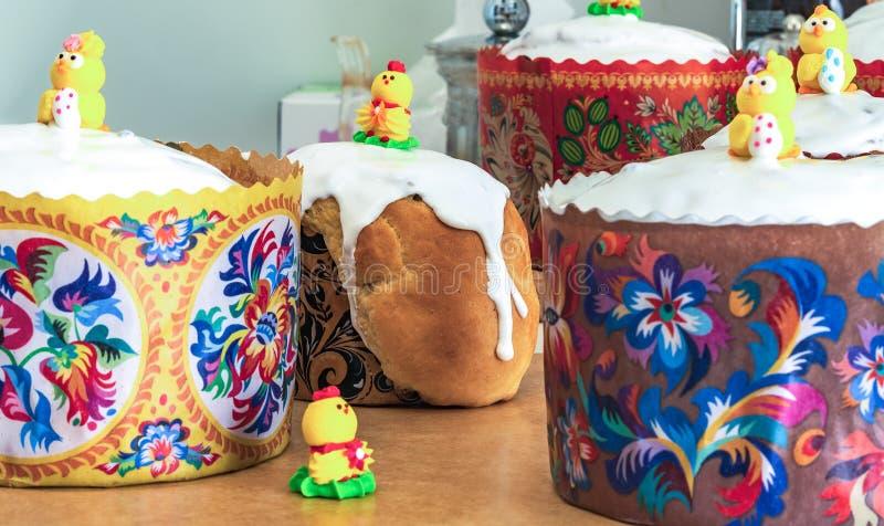 Пасха испекла в печи, рождестве Христос стоковое фото