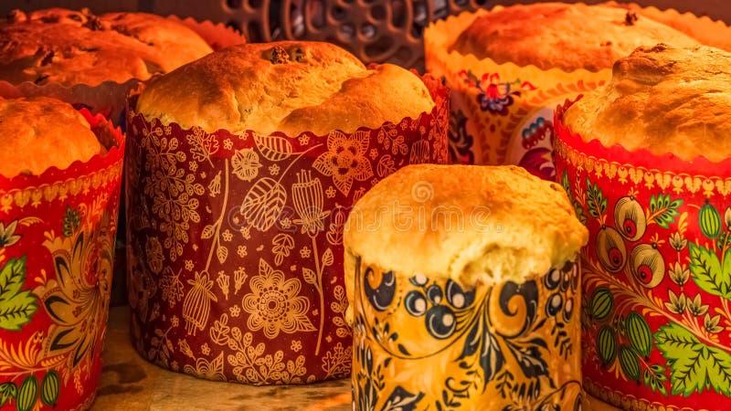 Пасха испекла в печи, рождестве Христос стоковые изображения rf