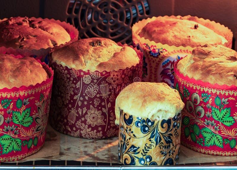 Пасха испекла в печи, рождестве Христос стоковая фотография rf