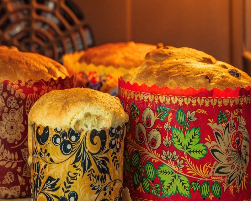 Пасха испекла в печи, рождестве Христос стоковые фото