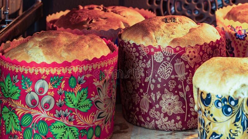 Пасха испекла в печи, рождестве Христос стоковые фотографии rf
