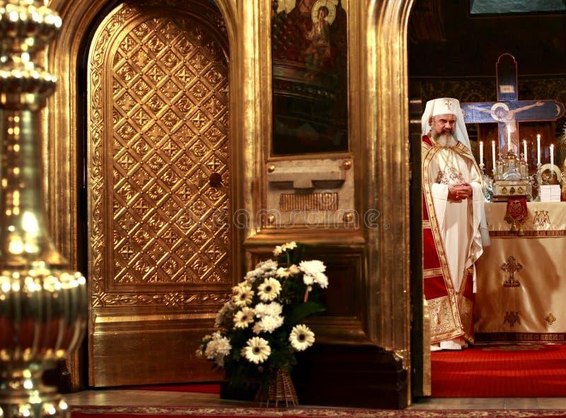 Патриарх Румынии стоковая фотография