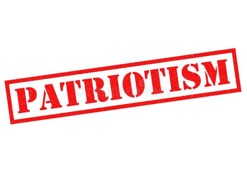 патриотизм иллюстрация вектора