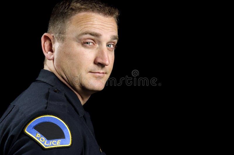патруль ночи стоковая фотография
